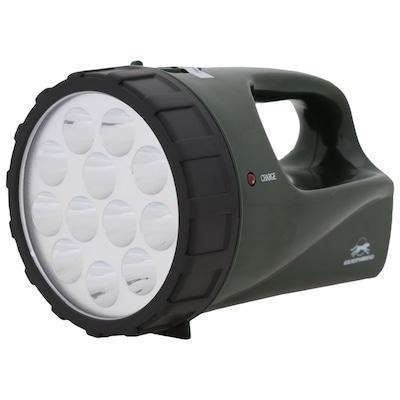 Lanterna de Led com Bateria Recarregável Guepardo Tocha Ultra Light