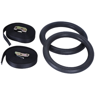 Argola Olímpica de ABS Oxer Gym Ring