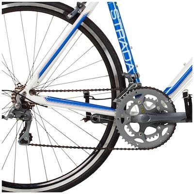 Bicicleta Caloi Strada - Aro 700 - Freio Shimano Claris - Câmbios Shimano - 16 Marchas
