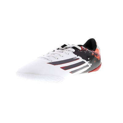 Chuteira do Messi de Futsal adidas F10 IN