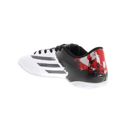 Chuteira do Messi de Futsal adidas F5 IN