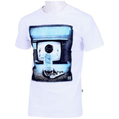 Camiseta New Skate Newgeist - Masculina