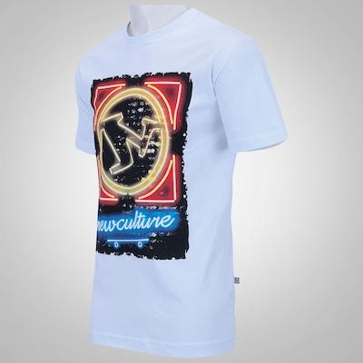 Camiseta New Skate Neon - Masculina