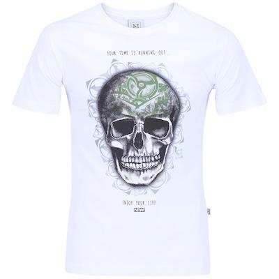 Camiseta New Skate Skullgears - Masculina