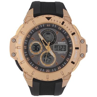 Relógio Masculino Analógico e Digital Speedo 65064G0 Ouro