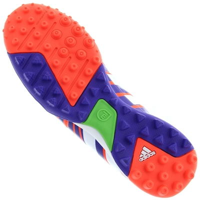 Chuteira Society adidas Absolion Instinct TF