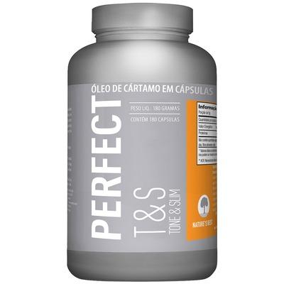Perfect T&S Tone & Slim - 180 Cápsulas - Natures Best