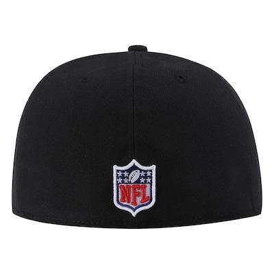 Boné Aba Reta New Era NFL Oakland Raiders - Fechado - Adulto