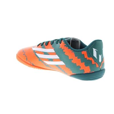Chuteira do Messi Futsal adidas F10 IN - Infantil