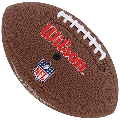 Bola de Futebol Americano Wilson NFL New England Patriots