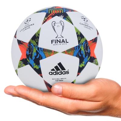 Minibola de Futebol de Campo adidas Finale Berlin - Infantil