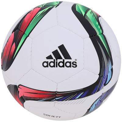 Bola de Futebol Society adidas Conext15