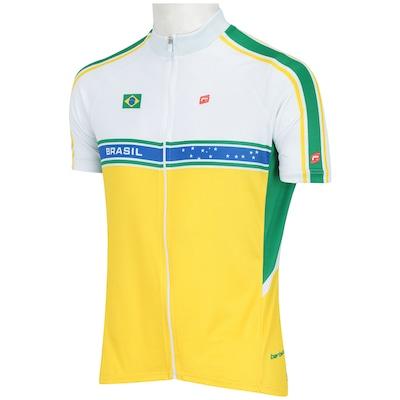 Camisa Barbedo Brasil - Masculina