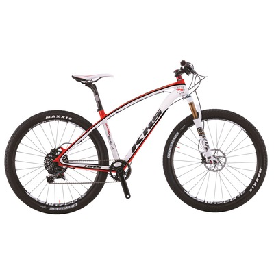 Bicicleta KHS Sixfifty Team - Aro 27,5 - Freio a Disco - Câmbio Traseiro Sram Xo - 11 Marchas