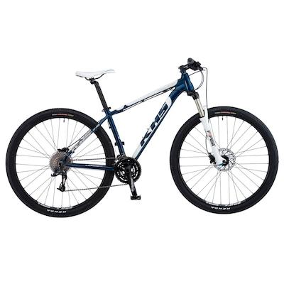 Bicicleta KHS Tempe - Câmbio Shimano Alivio/Deore - Freio a Disco Hidro - 27v - Aro 29 - Exclusiva