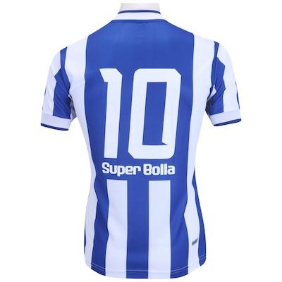 Camisa do CSA I 2014 nº 10 Super Bolla