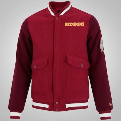 Jaqueta College New Era Washington Redskins - Masculina