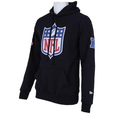 Blusa New Era Shield NFL com Capuz – Masculina