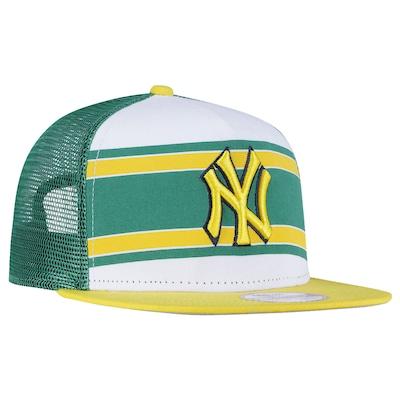 Boné Aba Reta New Era New York Yankees - Snapback - Trucker - Adulto