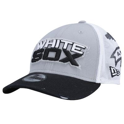 Boné New Era Chicago White Sox MLB - Trucker - Infantil