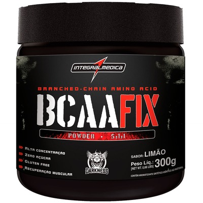 BCAA Integralmédica BCAA Fix - Limão - 300g