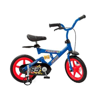 Bicicleta Bandeirante X Bike Cross - Aro 12 - Freio a Tambor - Infantil