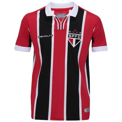 Camisa Penalty São Paulo II 2015 s/nº