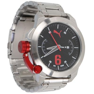 Relógio Masculino Analógico Puma 96233G0 Aço