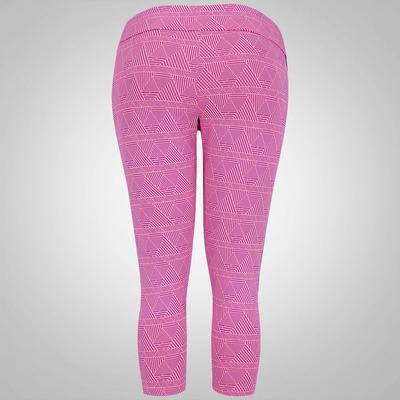 Calça Legging Corsário adidas Graf Wkt - Feminina
