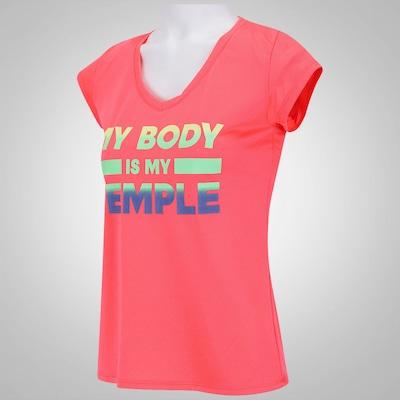 Camiseta adidas Body Temple - Feminina