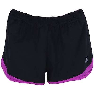Shorts adidas Gym Basic Woven - Feminino