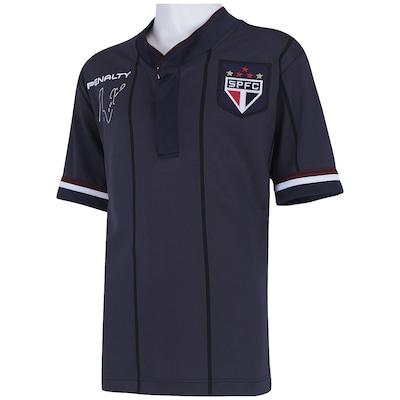 Camisa de Goleiro Rogério Ceni Edição Especial Penalty - Infantil