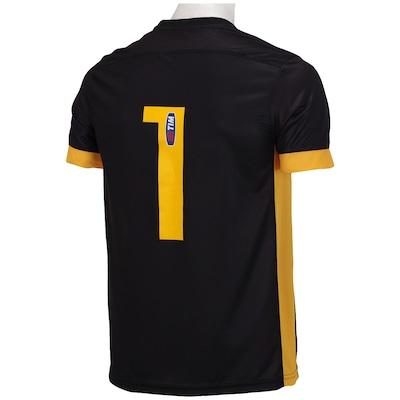 Camisa de Goleiro Penalty São Paulo I 2015 nº 1