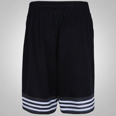 Bermuda adidas NBA Time - Masculina