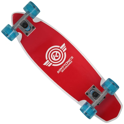 Skate Kryptonics Cruiser Wing Red 26""