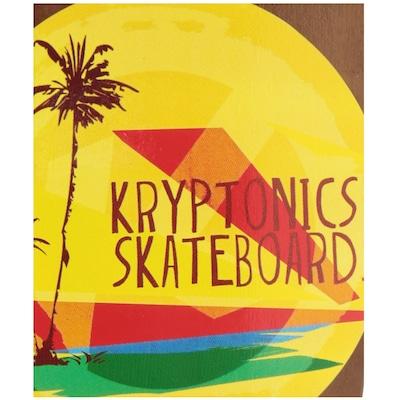 """Skate Kryptonics Torped Wood Brown 22""""x 5"""""""