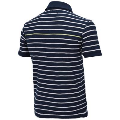Camisa Polo Reserva Listrada Flame Navy - Masculina
