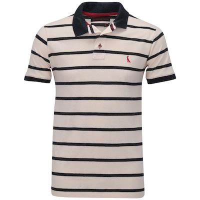 Camisa Polo Reserva Listrada Beachouse - Masculina
