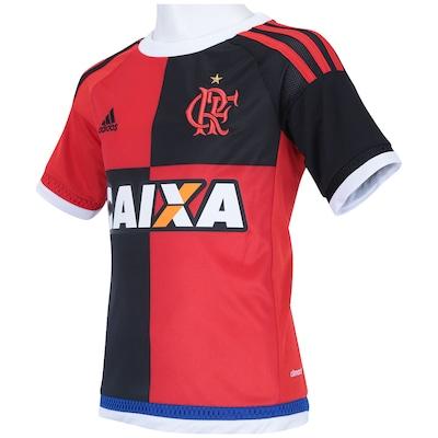 Camisa do Flamengo adidas 450 Anos – Infantil