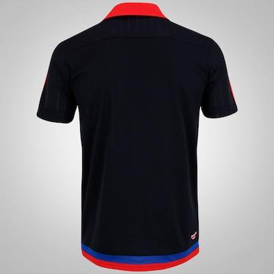 Camisa Polo do Flamengo de Viagem adidas