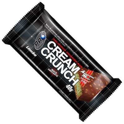 Cream Crunch™ - 480 g - Cx Com 12 Unidades -Sabor  Limão - Probiótica