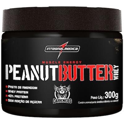 Pasta de Amendoim Integralmédica Muscle Energy Peanut Butter Whey - 300g
