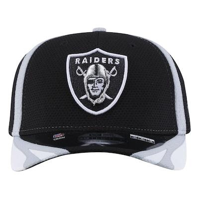 Boné New Era NFL Raiders - Fechado - Adulto