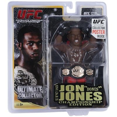 Boneco UFC Best Sellers: Jon Jones Champion
