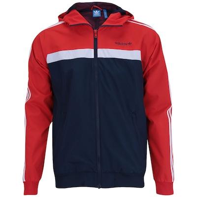 jaqueta adidas marathon 83 c/ capuz