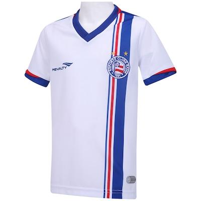 Camisa do Bahia I 2015 s/nº Penalty  - Infantil