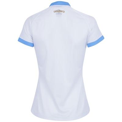 Camisa do Grêmio II 2015 s/nº Umbro - Feminina
