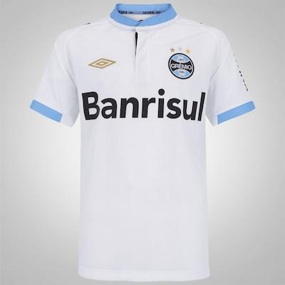 Camisa do Grêmio II 2015 c/nº Umbro - Infantil