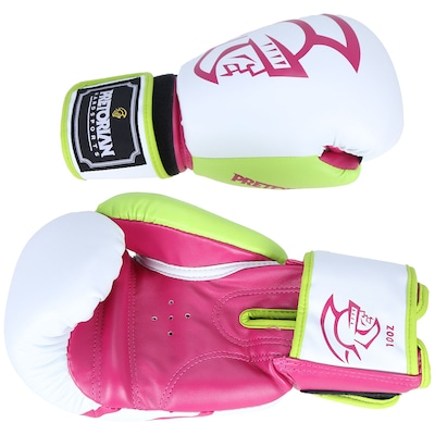 Luvas de Boxe Pretorian Training 10 OZ - Feminina - Adulto