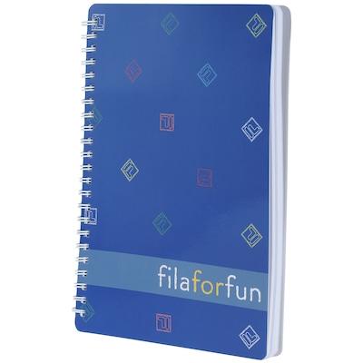 Mochila Fila For Fun com Caderno Espiral - Infantil